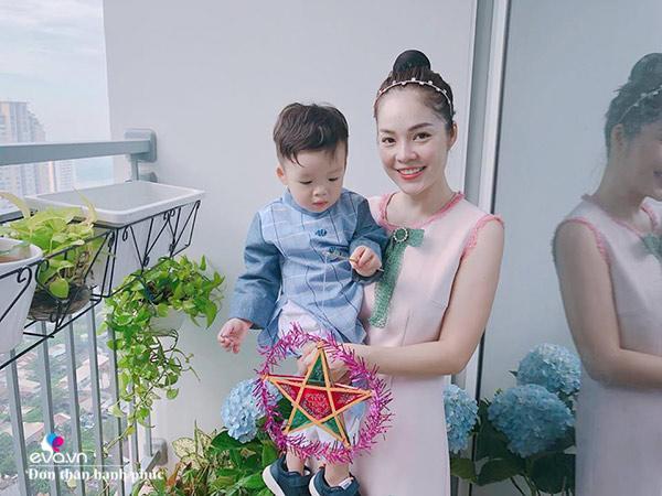 Một thời sống biệt thự triệu đô, Á hậu Điện Ảnh 1999 tay trắng làm mẹ đơn thân tuổi U40-6