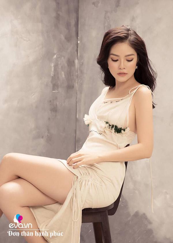 Một thời sống biệt thự triệu đô, Á hậu Điện Ảnh 1999 tay trắng làm mẹ đơn thân tuổi U40-2