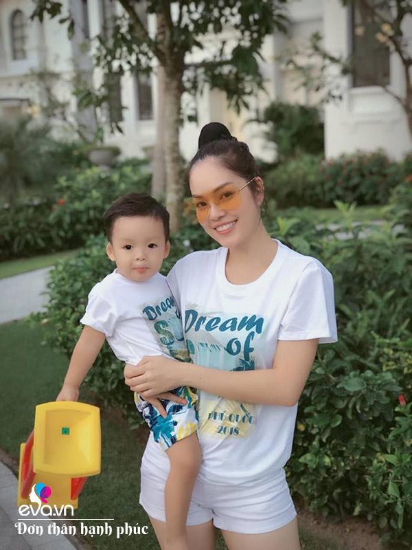 Một thời sống biệt thự triệu đô, Á hậu Điện Ảnh 1999 tay trắng làm mẹ đơn thân tuổi U40-5