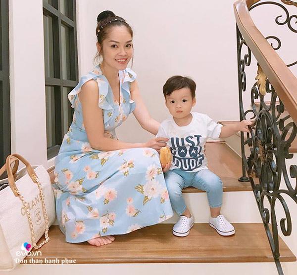 Một thời sống biệt thự triệu đô, Á hậu Điện Ảnh 1999 tay trắng làm mẹ đơn thân tuổi U40-3