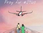 Lời nhắn cuối cùng như điềm báo và hai bức hình đầy ám ảnh của nữ tiếp viên trong chuyến bay Lion Air JT 610-5