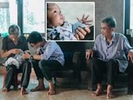 Cuộc sống của 2 đứa trẻ sau vụ cháy lớn ở Đê La Thành: 'Con chỉ biết pha sữa chứ không dám bế em, sợ em ngã'