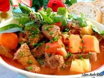 Cách nấu bò kho nước dừa cả nhà vừa ăn vừa khen tới tấp