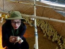 Nàng cử nhân 9X xinh đẹp nuôi gà bằng...nhạc giao hưởng Beethoven