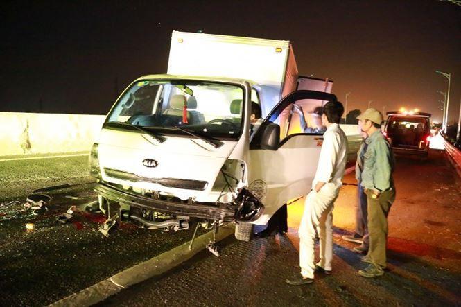 Tai nạn thảm khốc ở cao tốc Quảng Ninh - Hải Phòng, nhiều người chết-2