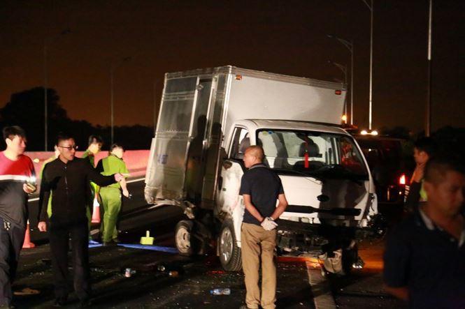 Tai nạn thảm khốc ở cao tốc Quảng Ninh - Hải Phòng, nhiều người chết-6