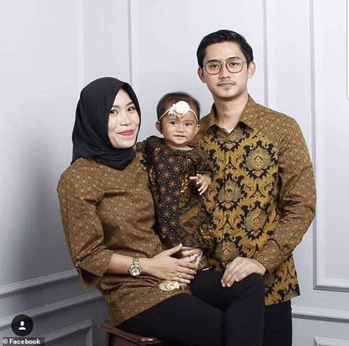 Xót xa bé gái 15 tháng tuổi chết thảm cùng cha mẹ trong tai nạn rơi máy bay ở Indonesia-2