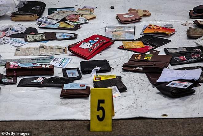 Xót xa bé gái 15 tháng tuổi chết thảm cùng cha mẹ trong tai nạn rơi máy bay ở Indonesia-4