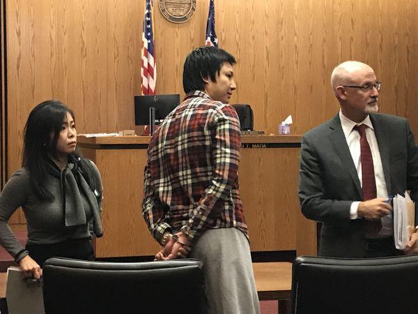 Gã đàn ông si tình lấy mạng người mình yêu bằng 200 nhát dao, chặt đầu nạn nhân rồi thản nhiên đến đồn cảnh sát tự thú-1