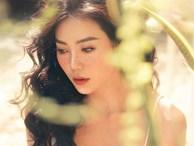 Diễn viên Thanh Hương quyến rũ với hot trend chụp ảnh mặt tàn nhang