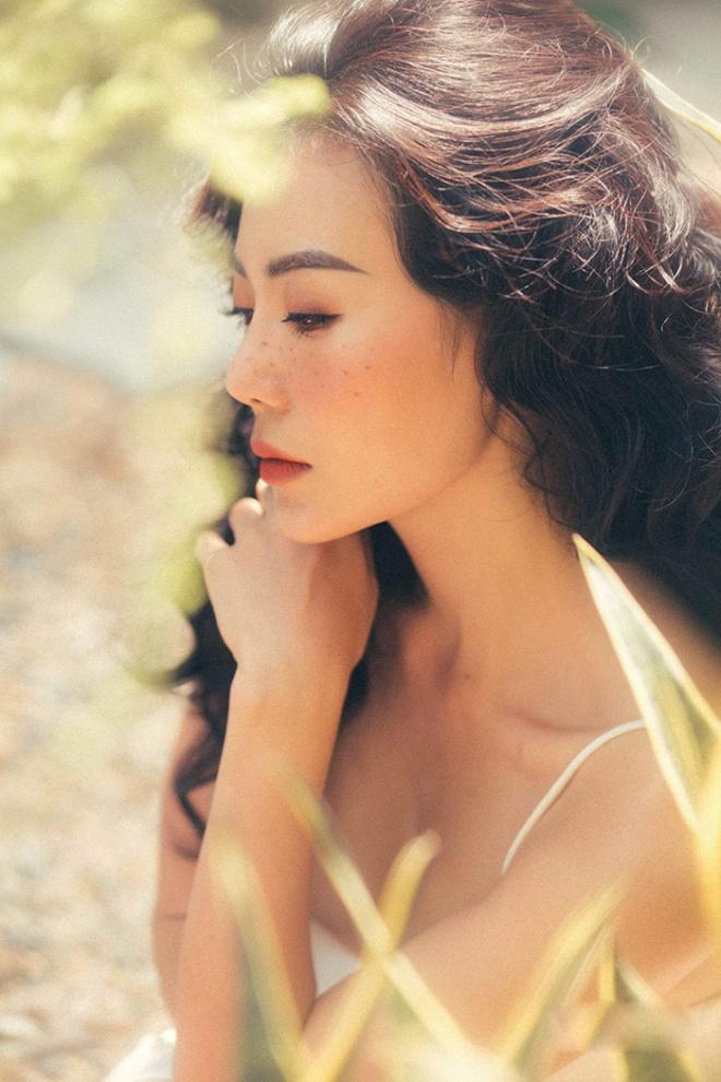 Diễn viên Thanh Hương quyến rũ với hot trend chụp ảnh mặt tàn nhang-1