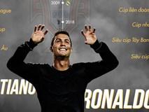 Ronaldo: 'Chỉ tôi và Messi mới có thể đứng trên đỉnh cao trong 10 năm'