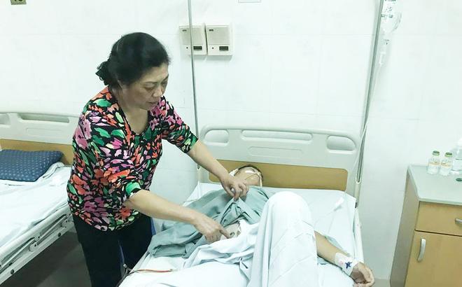 Mẹ của tài xế taxi bị người ngồi trong xe Mazda bắn: Nó cố tình giết con tôi-1