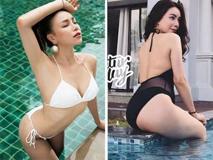 Mỹ nhân miền Tây tăng 23cm vòng 3, đạt số đo lớn nhất showbiz Việt