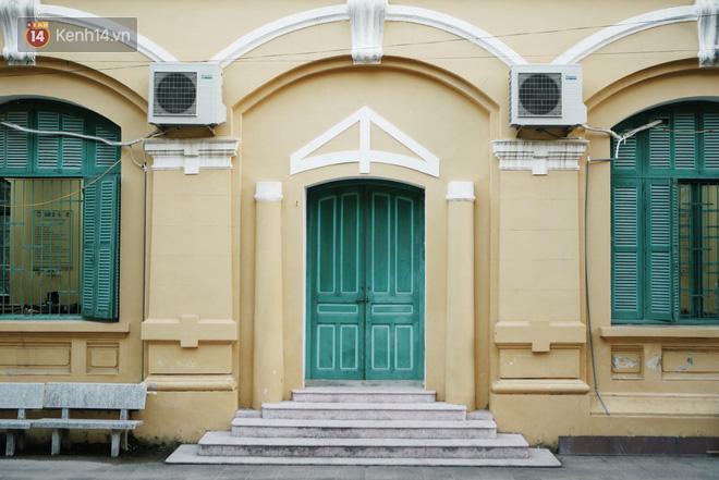 Ngôi trường lâu đời nhất Hà Nội - 110 năm qua vẫn vẹn nguyên vẻ đẹp yên bình, rêu phong và thách thức thời gian-5