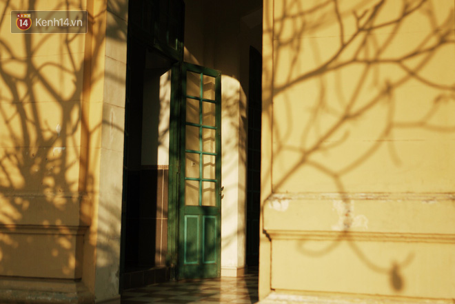 Ngôi trường lâu đời nhất Hà Nội - 110 năm qua vẫn vẹn nguyên vẻ đẹp yên bình, rêu phong và thách thức thời gian-7