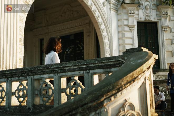 Ngôi trường lâu đời nhất Hà Nội - 110 năm qua vẫn vẹn nguyên vẻ đẹp yên bình, rêu phong và thách thức thời gian-12