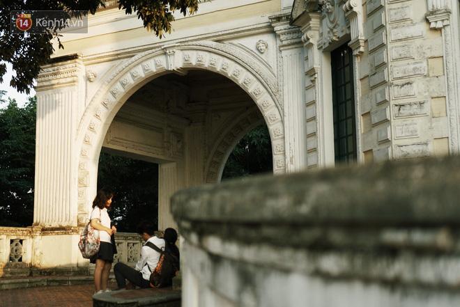 Ngôi trường lâu đời nhất Hà Nội - 110 năm qua vẫn vẹn nguyên vẻ đẹp yên bình, rêu phong và thách thức thời gian-13