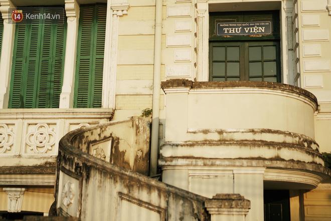 Ngôi trường lâu đời nhất Hà Nội - 110 năm qua vẫn vẹn nguyên vẻ đẹp yên bình, rêu phong và thách thức thời gian-16