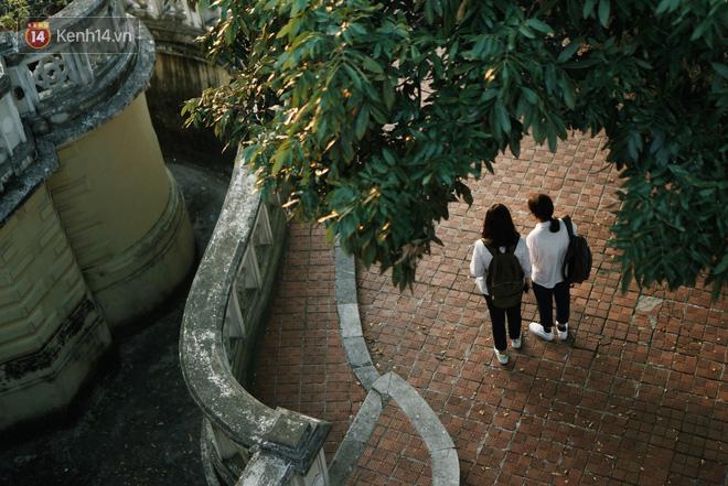 Ngôi trường lâu đời nhất Hà Nội - 110 năm qua vẫn vẹn nguyên vẻ đẹp yên bình, rêu phong và thách thức thời gian-20