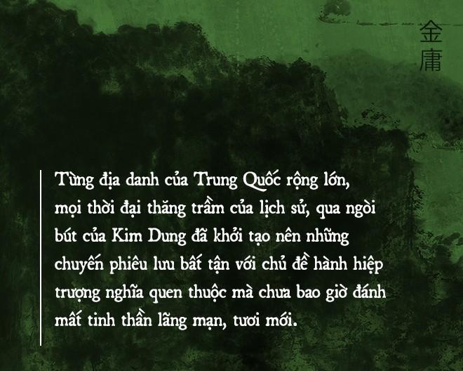Di sản đồ sộ của Kim Dung: Chương hồi bất tận và những cuộc hành trình đi tìm chân - thiện - mỹ-6