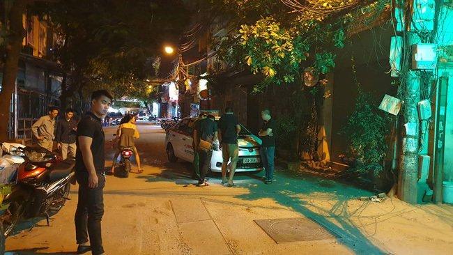 Kẻ bắn tài xế taxi rồi chèn xe Mazda qua người có 9 tiền án, tiền sự-1
