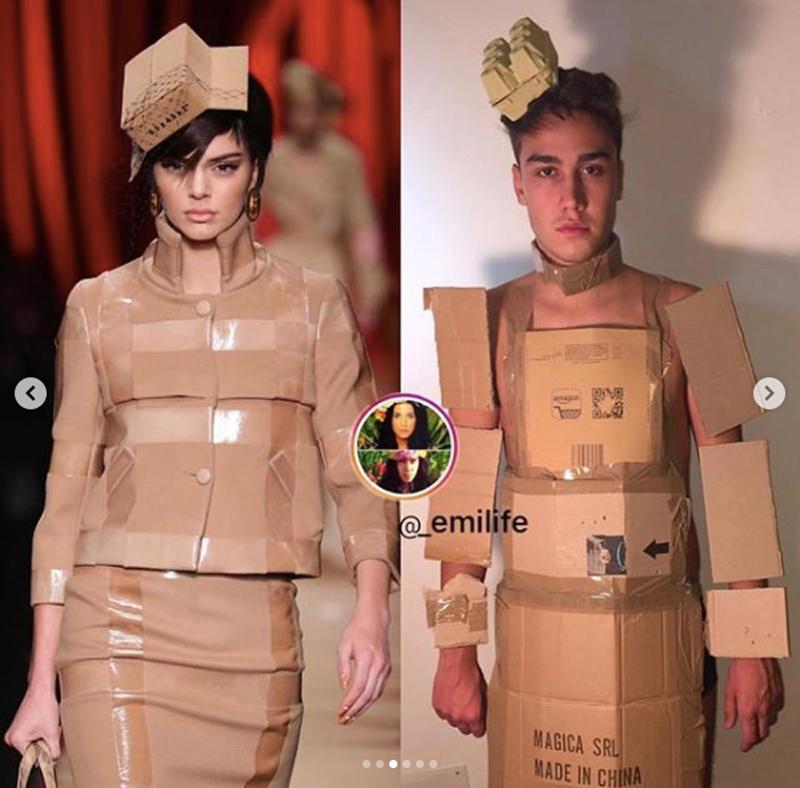Thánh tái chế thời trang trở lại, cộng đồng mạng thán phục 100%-6