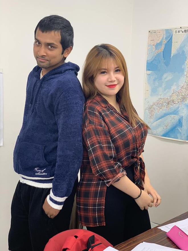 Đá bay tình cũ chỉ sau 2 tháng hẹn hò, mới sang Nhật du học 1 tuần, nữ sinh ngực khủng đã có ngay tình mới?-3