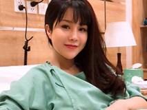 Diệp Lâm Anh vừa hạ sinh con gái đầu lòng nặng 3 kg