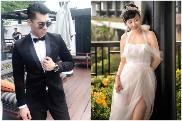 Trương Nam Thành bí mật tổ chức đám cưới với bạn gái doanh nhân lớn tuổi?-1