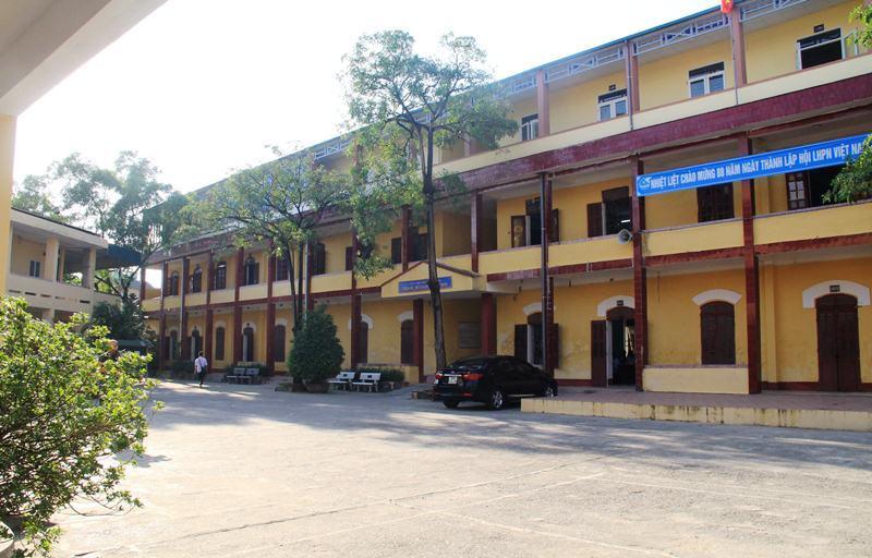 Học sinh bị đuổi học ở Thanh Hoá: Các em có thái độ bất cần-1