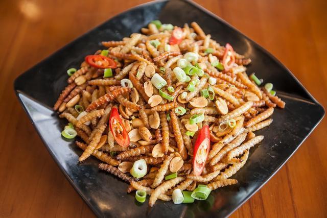 Tổng tập những món ăn siêu kinh dị, chỉ nghe tên đã có người sợ chết khiếp ở Giang Tô, Trung Quốc-4