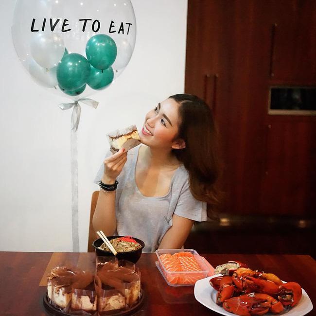 Sống chất như ái nữ tỷ phú: Mặt xinh dáng chuẩn như người mẫu, không khoe đồ hiệu, chỉ chia sẻ niềm đam mê ẩm thực-11
