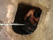 Nghe tiếng khóc kỳ lạ trong bể phốt, người phụ nữ sốc nặng với cảnh tượng bên dưới