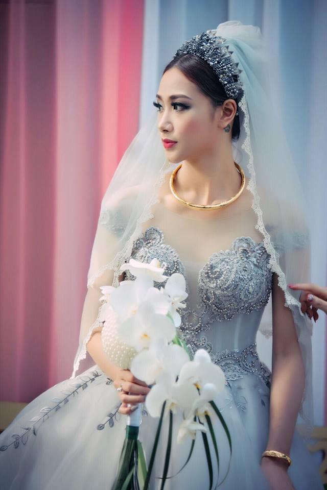 Nhan sắc lạnh lùng rất xứng với chồng của Thu Thảo, bà xã tài giỏi chiếm trọn trái tim Cảnh soái ca ngoài đời thực-7