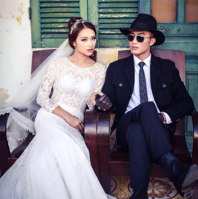 Nhan sắc lạnh lùng rất xứng với chồng của Thu Thảo, bà xã tài giỏi chiếm trọn trái tim Cảnh soái ca ngoài đời thực-2