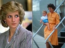 Lần đầu tiết lộ việc Công nương Diana từng tranh cãi nảy lửa và phũ phàng sa thải bảo mẫu của con vì điều này