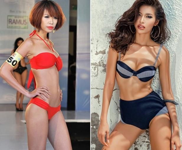 Đừng bảo gầy là đẹp, mỹ nhân Việt này thăng hạng nhan sắc trông thấy nhờ tăng cả 10kg-1