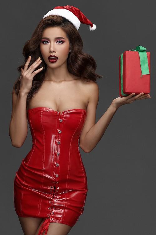 Đừng bảo gầy là đẹp, mỹ nhân Việt này thăng hạng nhan sắc trông thấy nhờ tăng cả 10kg-4