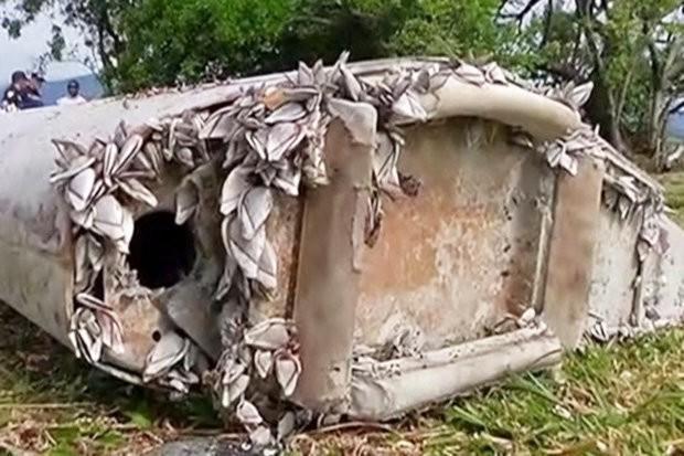 Mảnh vỡ máy bay MH370 bị làm giả để che đậy bí mật động trời?-2