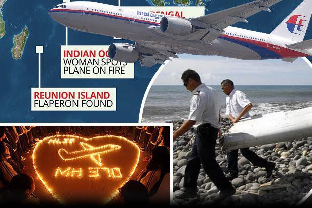 Mảnh vỡ máy bay MH370 bị làm giả để che đậy bí mật động trời?-1