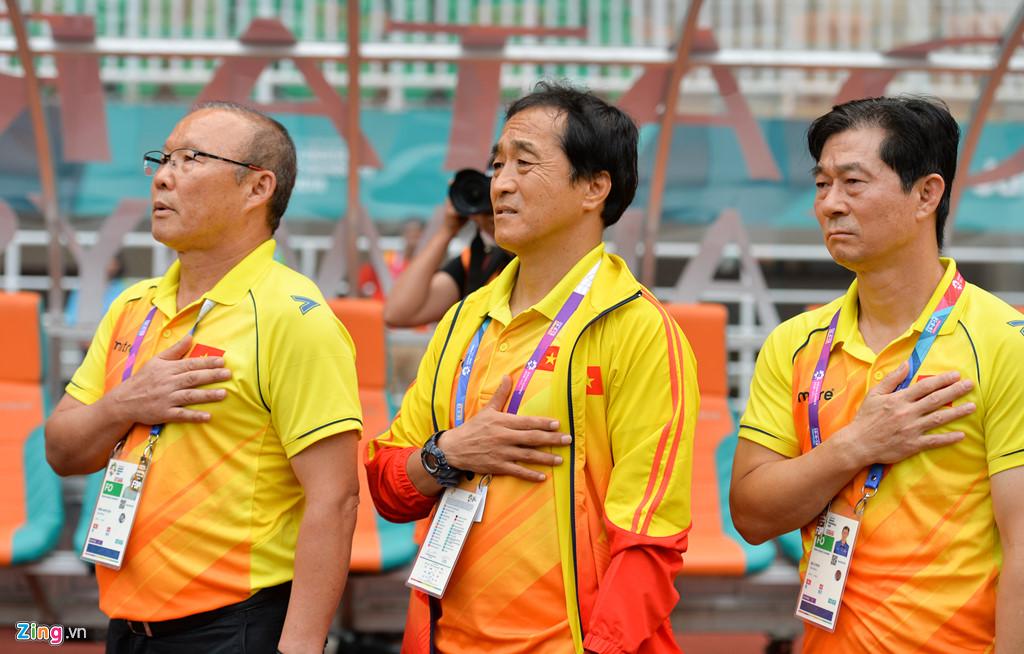 Trưởng đoàn ĐT Việt Nam: Cần giải quyết vấn đề tâm lý ở AFF Cup 2018-4