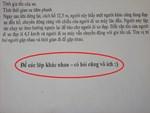 Hai thầy cô dạy Toán được nhận xét là dư muối, lời phê bài kiểm tra nào cũng vừa mặn vừa hài-7