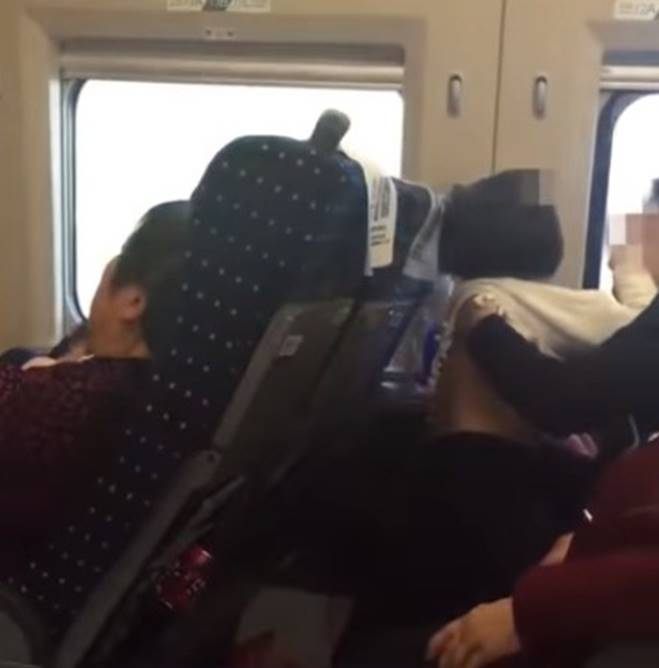 Tranh cãi quanh clip bố sờ soạng con gái trên tàu: Cảnh sát tuyên bố không phải quấy rối, luật sư lên tiếng phản bác-2