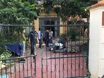 Thanh niên biểu hiện ngáo đá sát hại xe ôm ngay sau khi về đến sân nhà