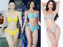 Thân hình hoàn hảo 10 phân vẹn 10 của tân Hoa hậu Trái đất Nguyễn Phương Khánh