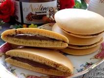 Cách làm bánh rán doremon siêu đơn giản mà ngon bất ngờ