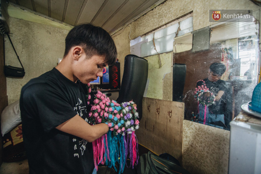 Chàng sinh viên Hà Nội mất 2 cánh tay trước ngày thi Đại học: Còn sống thì sống cho đáng, mọi chuyện rồi sẽ tốt lên-17