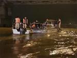 Phút bẻ lái định mệnh của ô tô Mercedes trước khi lao xuống sông qua lời nhân chứng-2