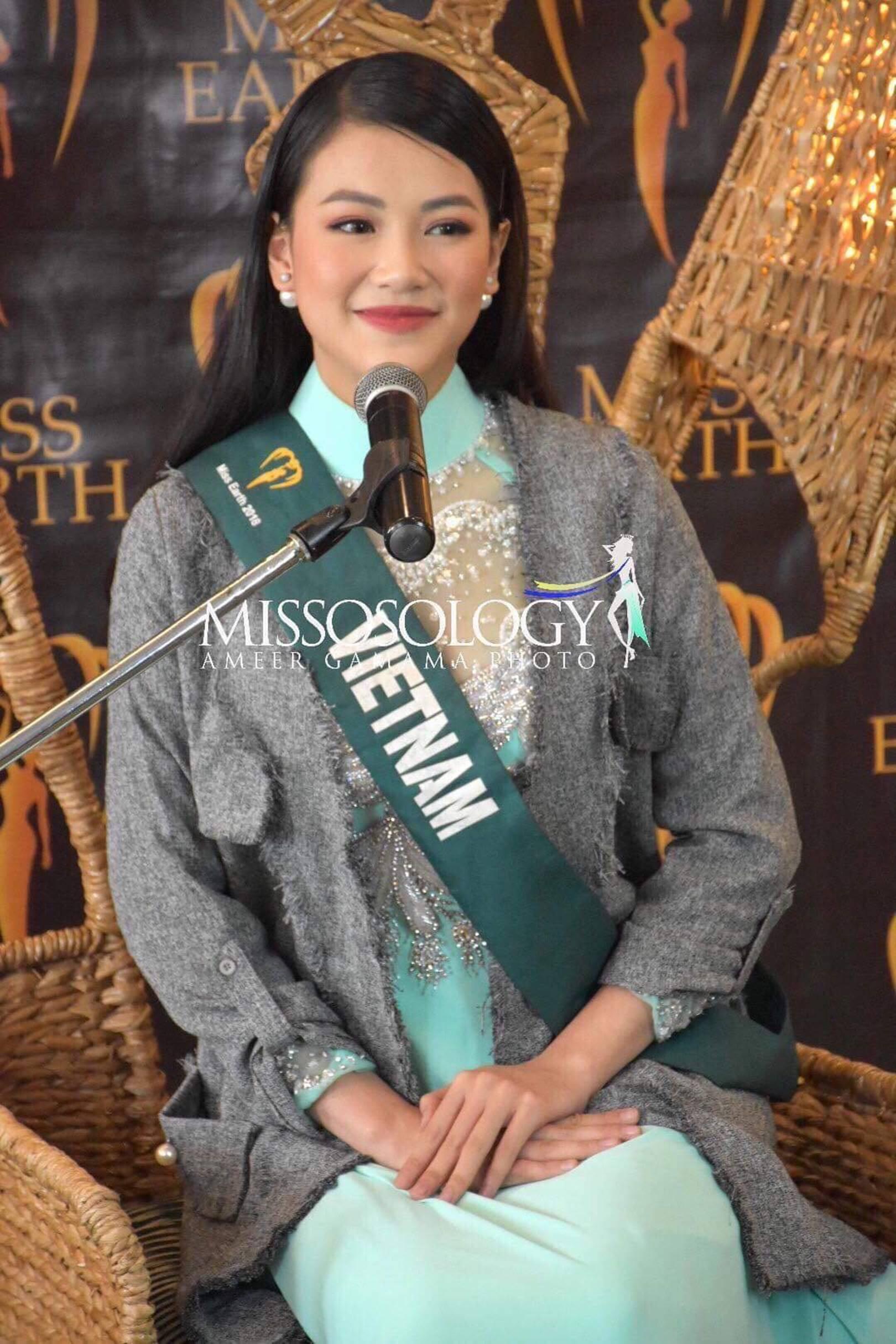 Soi thành tích học tập đỉnh và khám phá trường ĐH xịn như khách sạn của nữ du học sinh Việt vừa đăng quang Miss Earth 2018-5